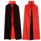 Spot Halloween Cloak Vampire Death Costume Red and Black Two-color Children and Women Various Characters