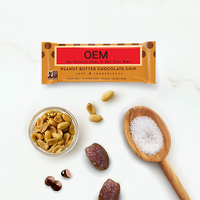 Odm Oem Private Label Bar di Proteine Del Siero di Latte Nutrizione Bar