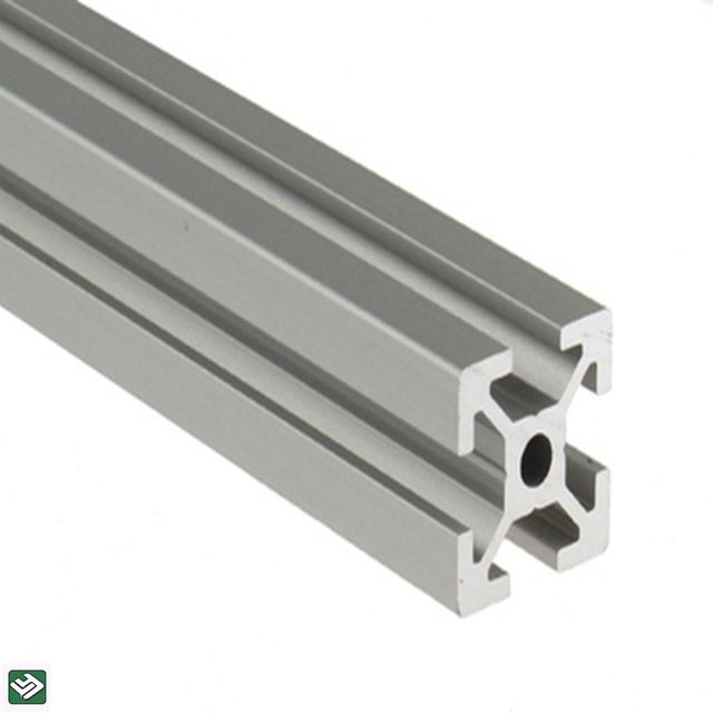 Manufacturer Machining Extrude Custom Extrusion Aluminum Profile