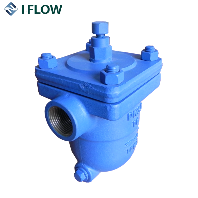 Flanged Threaded Bellow Type Steam Trap