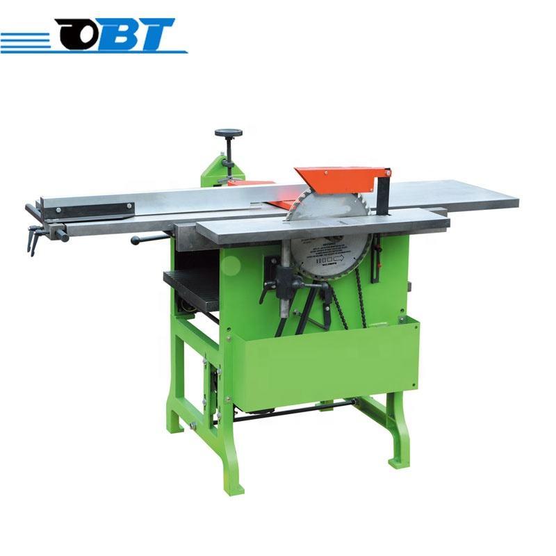 Multiusos combinação carpintaria máquina de aplainamento de madeira dura com 1000mm de largura de trabalho