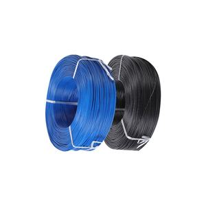 UL1032 1200v dc stranded tinned copper pvc insulated cable for lighting