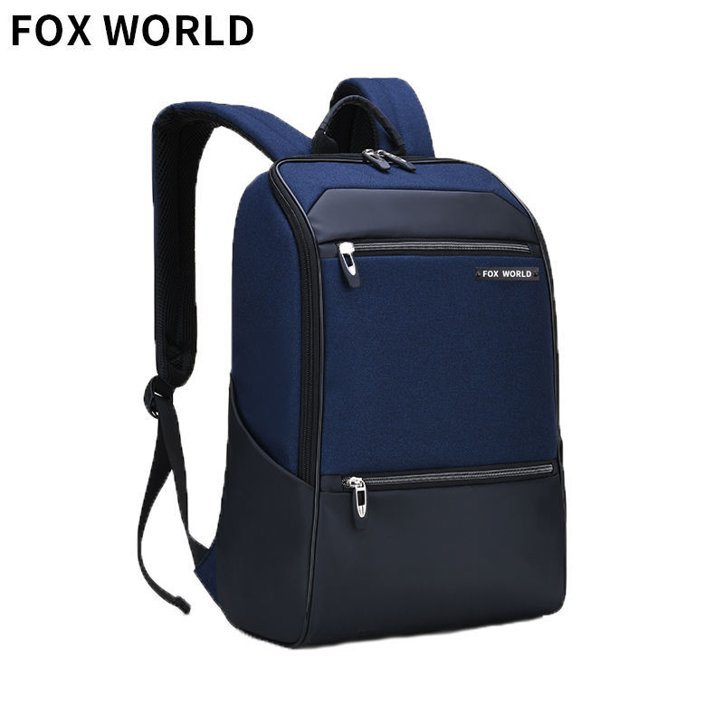 fashion Mochila new style big capacity laptop Mac backpack with waterproof mobil USB charger backpack bag for man