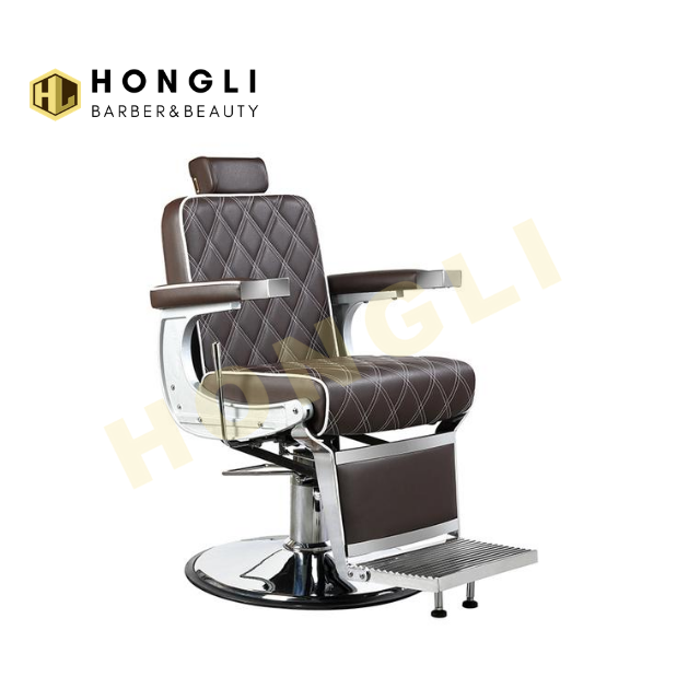 HONGLI 2020 di Bellezza Hair Salon attrezzature Sedia simile come Belmont Sedia Da Barbiere Per Il Negozio di Barbiere silla de barberia