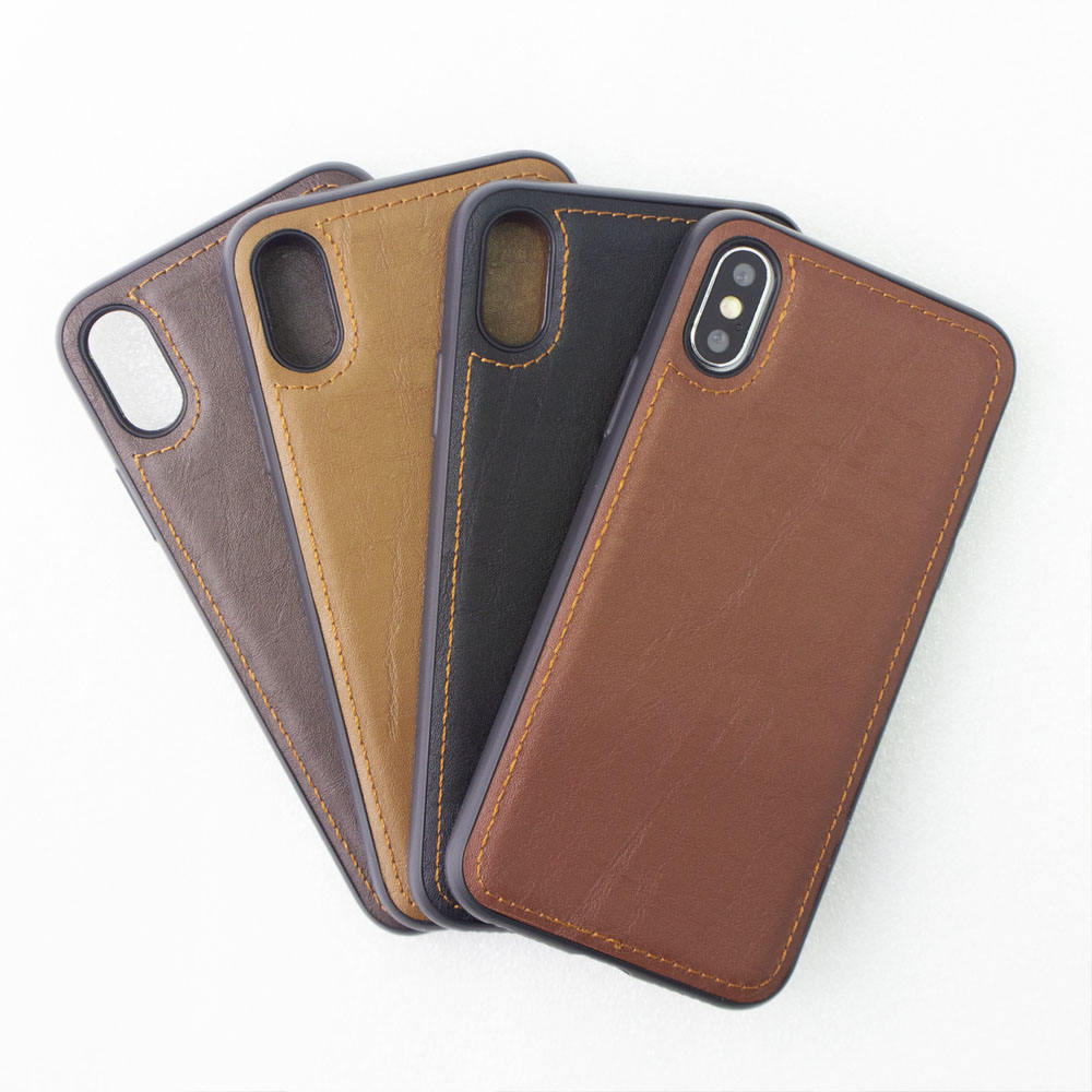 Ultra Thin Phone Cases For Samsung Note10 Note10 Plus Phone Cover Leather Case Shell