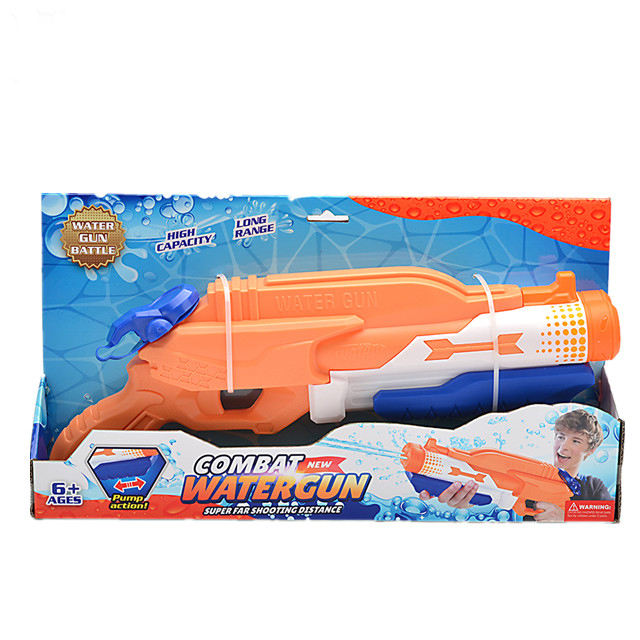 Grappige Zomer Item Plastic Pomp Actie Soaker Water Pistool Water <span class=keywords><strong>Waterpistool</strong></span> Voor Water Strijd TT076856