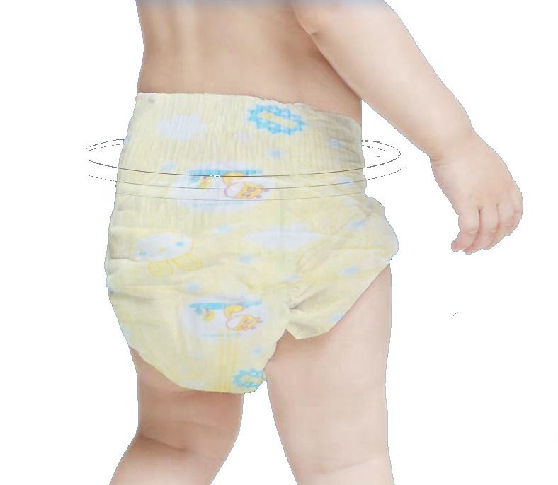 BESUPER training diapers baby care anti leakage night disposable pant