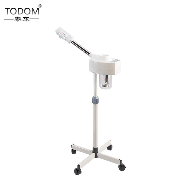 Todom beauty vaporizador salon skin care ozone portable hot steam machine professional face steamer facial steamer