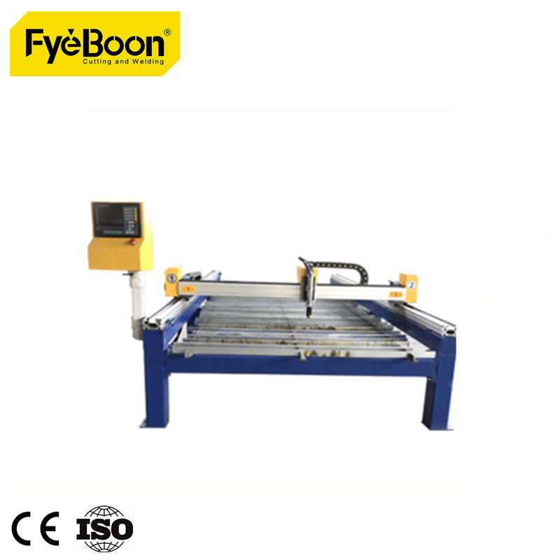 Low Cost CNC Plasma Cutting Machine with Table