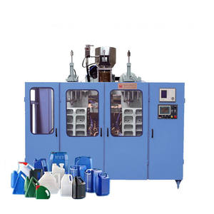 1l~ 5l hdpe bottles blowing moulding machine cans make machine