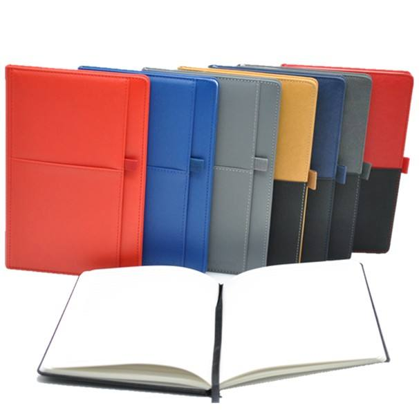 2020 new arrive hot sale creative and personalized a5 normal pu leather custom business journal traveler notebook