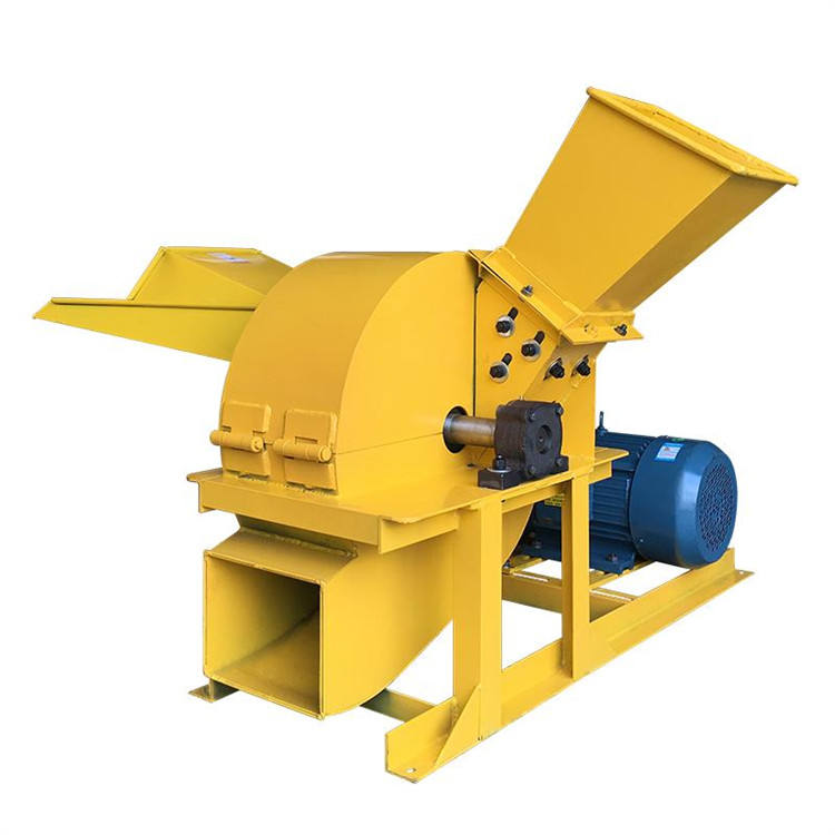 Good price of sawdust making machine mobile wood powder crusher machine
