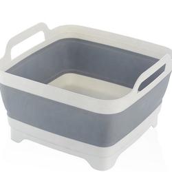 Kitchen Collapsible  Basket Storage   Folding Basket Water Drying Filter Basket