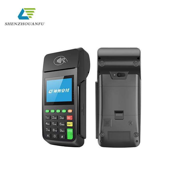Nfc Payment Handheld Mobile Pos With Printer Payment