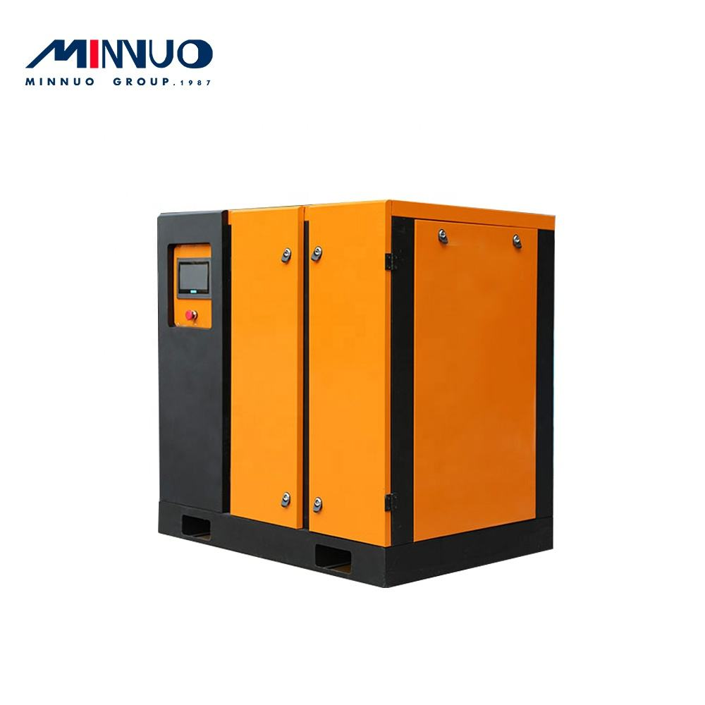 7.5 kw outdoor direct driven electric screw compressor for construction