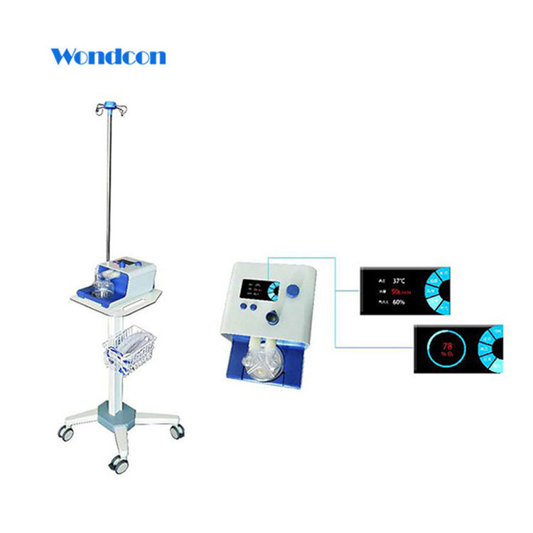 Hospital Medical Equipment High Flow Nasal Cannula Oxygen Therapy Devices