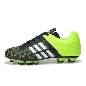 Gazon De Football Chaussures de Football Athlétique ShoesCheap Hommes Chaussures De Football Formation D'origine TF Enfants Football Baskets