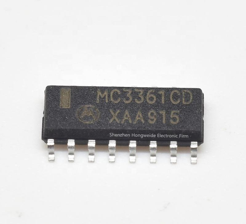 Nieuwe Originele MC3361CD MC3361CDR2G SOP16 Motorola Chip Ic