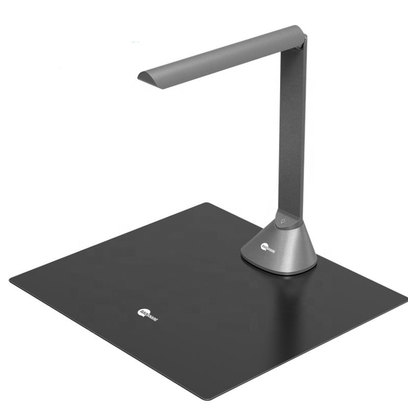 Nieuwe 15MP Bulk Bestanden Scannen Usb Document Camera Hoge Snelheid A3 Portable Document Scanner Voor Kantoor