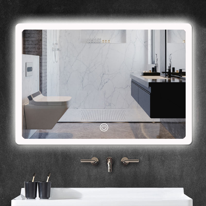 New Design Room Wall Cabinets Modern Led Bath Mirror Light