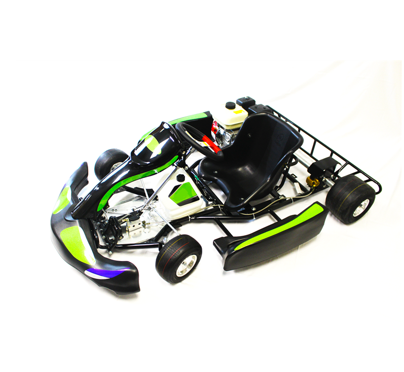 80cc 1 Seat or 2 Seat off road Go kart with high quality for sale