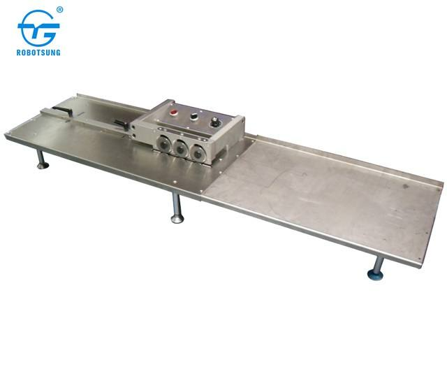 V-cut PCB separator, PCB cutting machine for LED strip