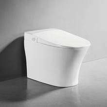 One piece elegant wash smart toilet japan