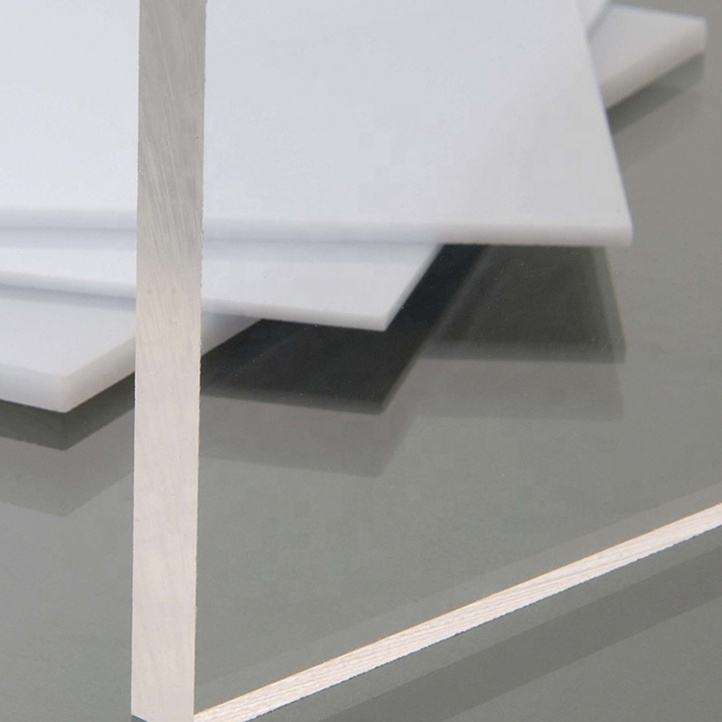 2m x 3m cast acrylic transparent sheet plastic board PMMA sheets clear plexiglass room divider panels