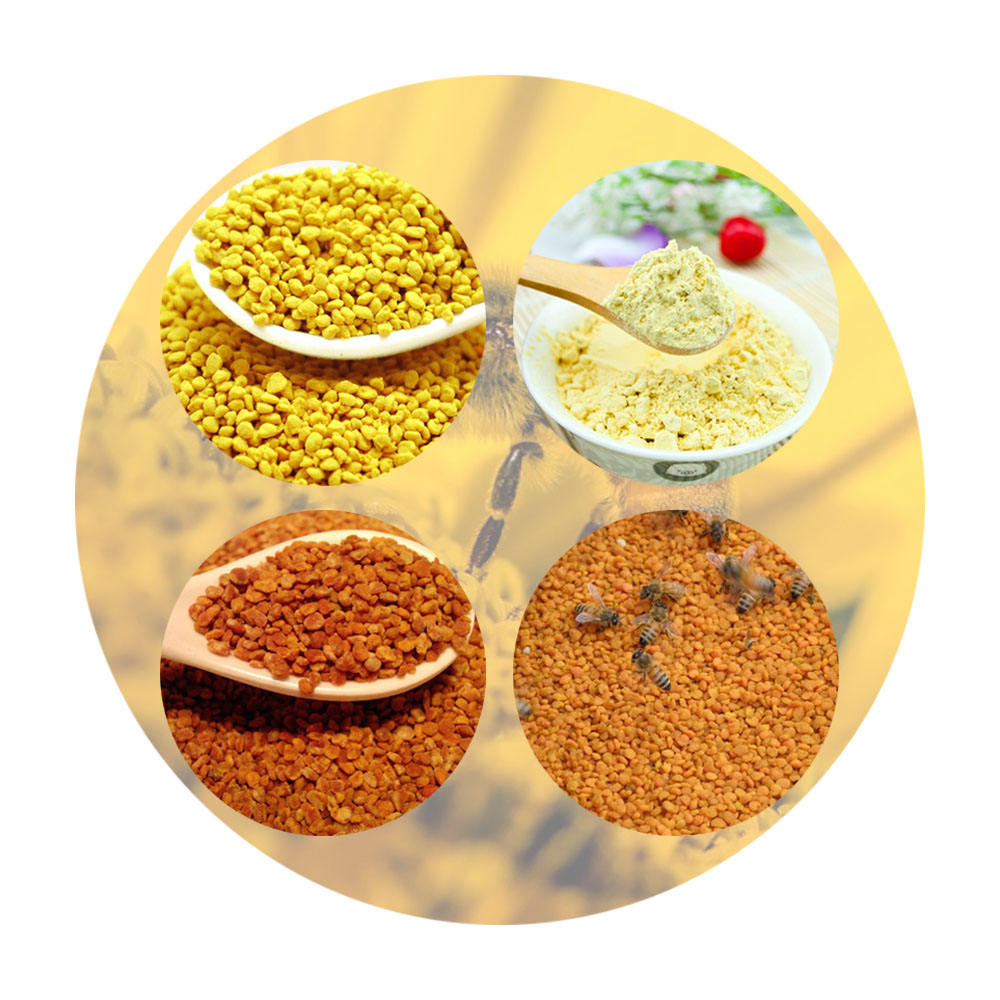 2020 Chinese Wholesale Prices Sale Types Cell Broken Fennel Palm Rape Ginseng HEMP Organic Extract 20:1 Powder Pine Bee Pollen