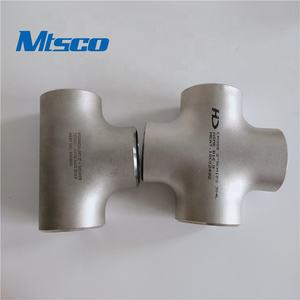 stainless steel/duplex/ super duplex seamless/welded bw pipe fitting/ WPS/WPW/WPW-X ASTM A403/ASTM A815/ASME B16.9/Elbow tee