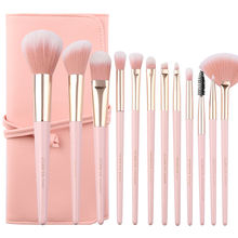 12 pcs new beauty hot-sell makeup brush set professional cosmetic tools