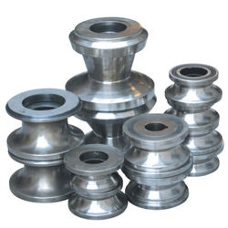 forging rollers with abrasion resistance for rolling mill