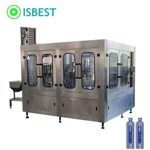 PET Plastic Bottle Mineral Water Making Equipment/Drink Water Filler/Pure Water Bottling Machinery Plant