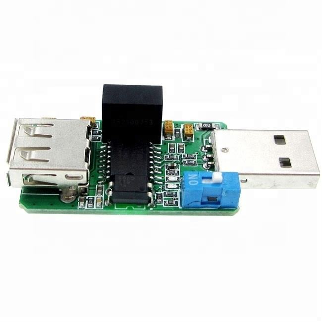 1500V USB to USB Isolator Board Protection Isolation ADUM4160 ADUM3160 Module USB 2.0