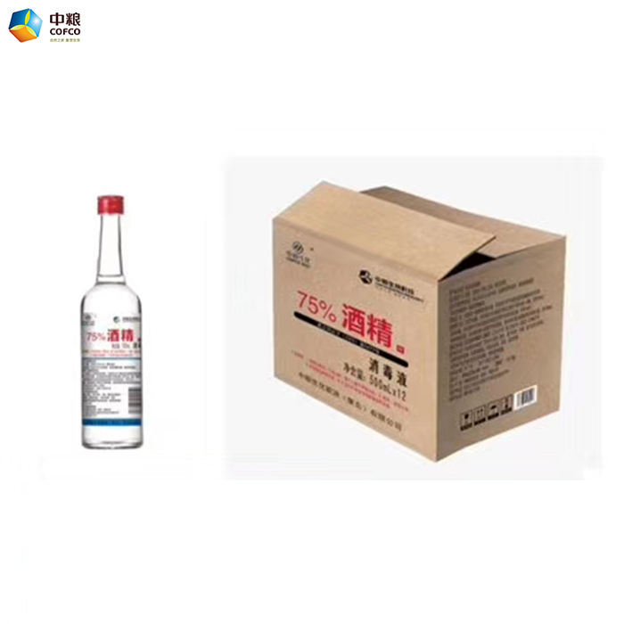 Professional Supply Cofco Ethyl 75% Medical Supplies Alcohol
