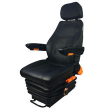 High quality auto bus truck drivrer seat with air suspension