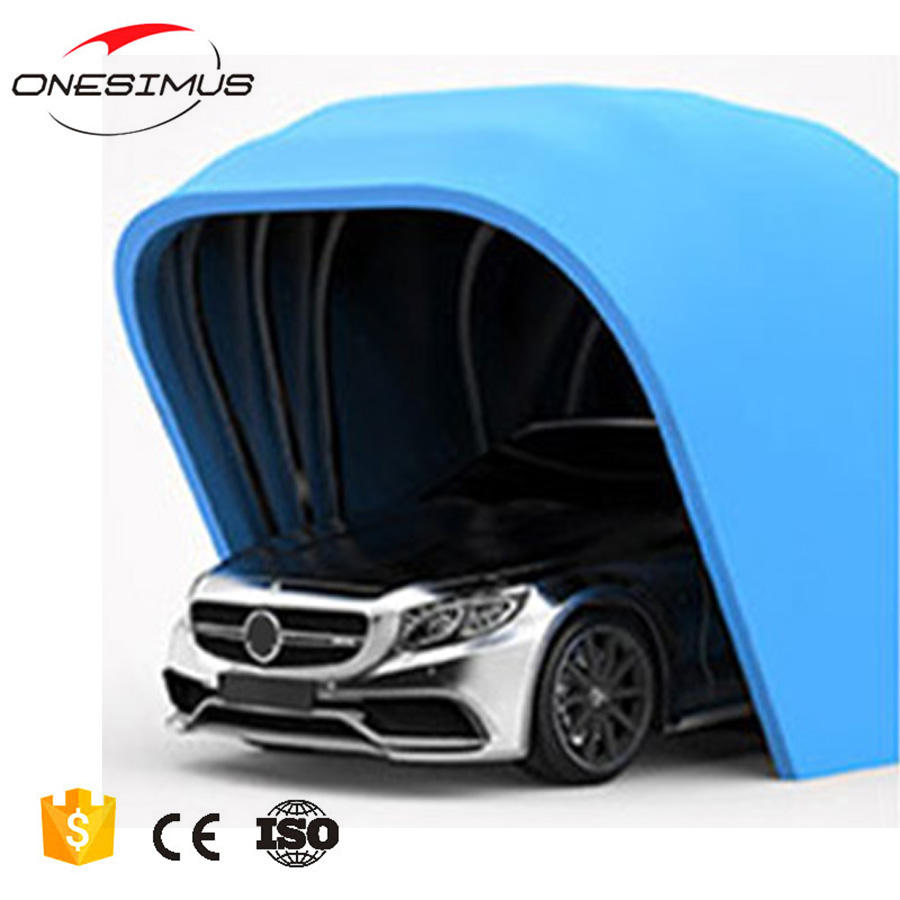 Onesimus Factory direct sale high quality portable car garage,retractable car garage