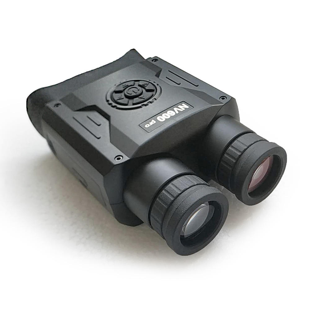 NV600 Pro Scope Digital Infrared Spy Night Vision Binoculars for Hunting and Surveillance