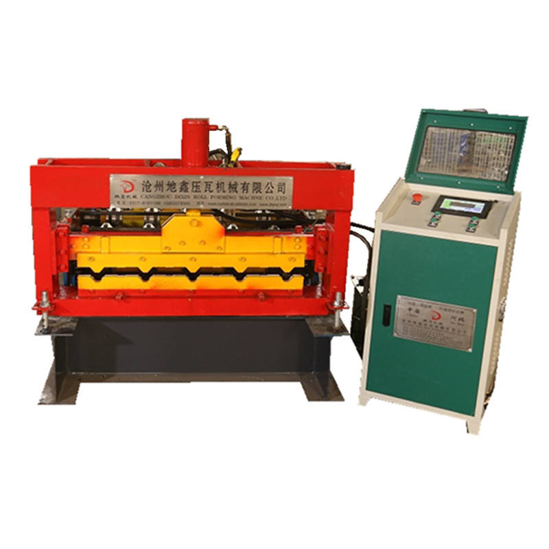 High Quality Curving Cold Roll Forming Machine China Supplier