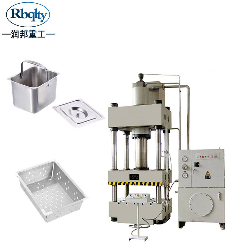 Factory supply Y32 hydraulic 200 ton hydraulic oil press