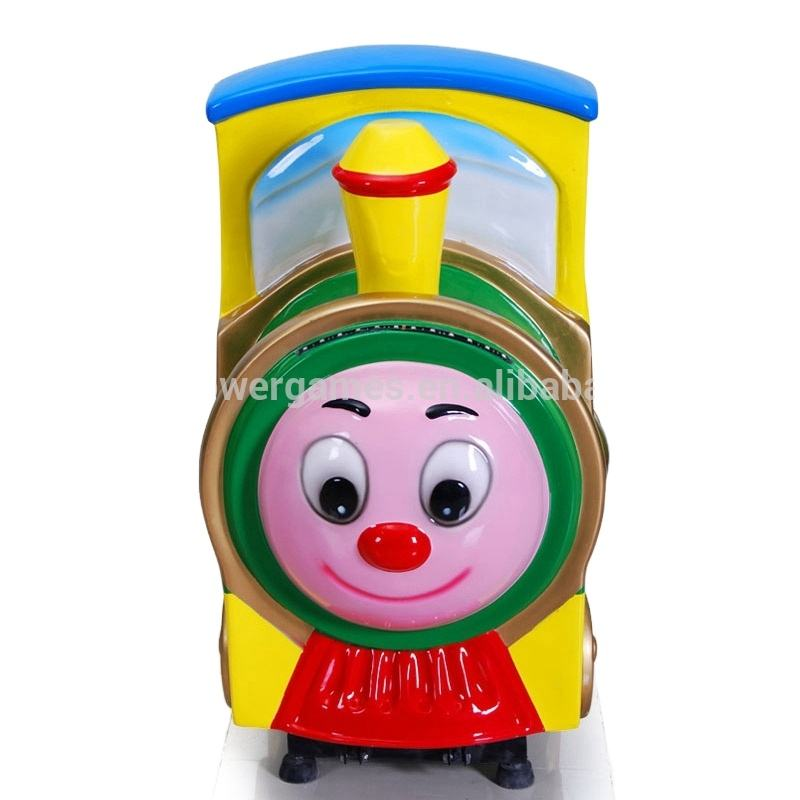 Arcade Kiddie Ride Spiel maschine Little Train <span class=keywords><strong>Kinder</strong></span> Indoor Rides Spiel maschine Kiddie Rides zum Verkauf Coin Operated