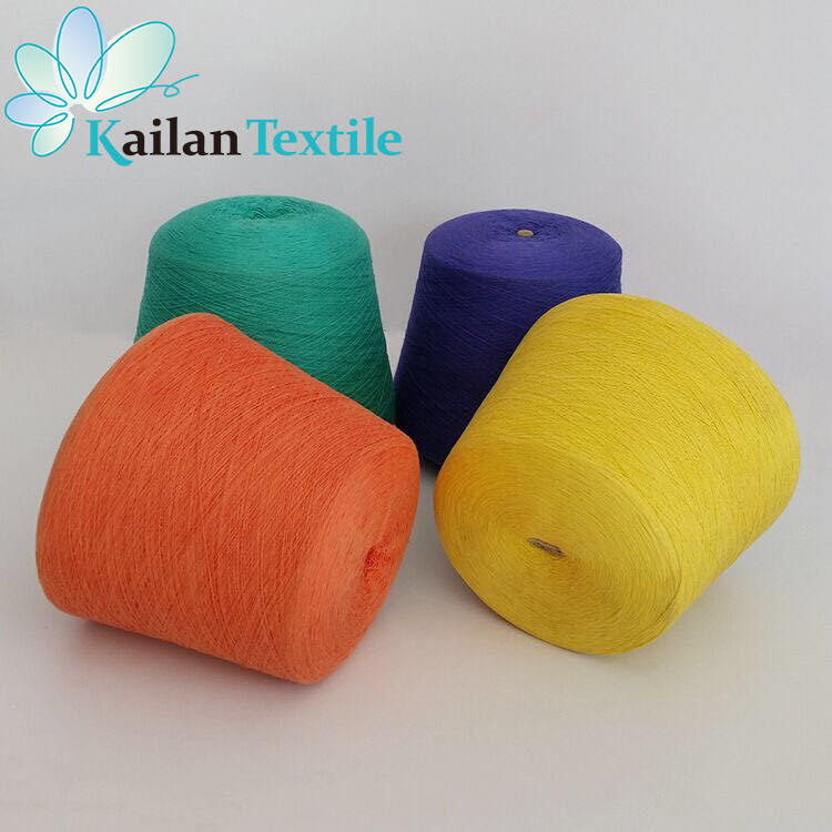 China Factory Supplier High quality 2/32S Milk Cotton Yarn 100% cotton fabric 100 Cotton Yarn