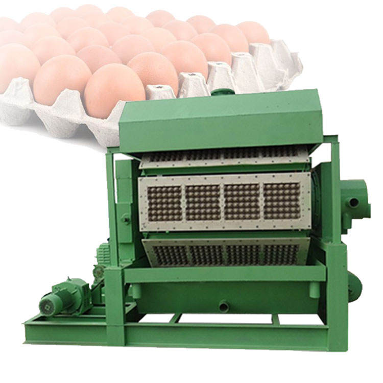 Cheap Paper Egg Tray Production Line Egg Tray Making Machine