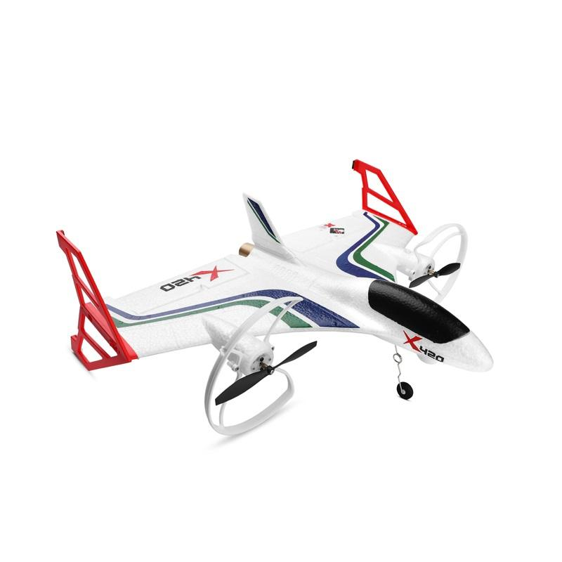 Wltoys XK X420 Toy Flying Hobby s Rc Plane Brushless Motor Model Planes Rc With Recharger