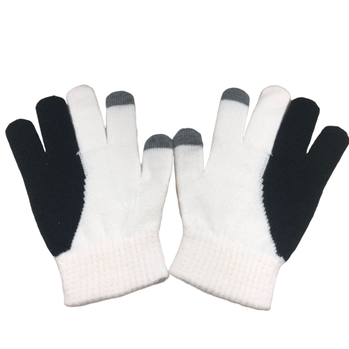 New winter warm knit extra thick gloves for men and women