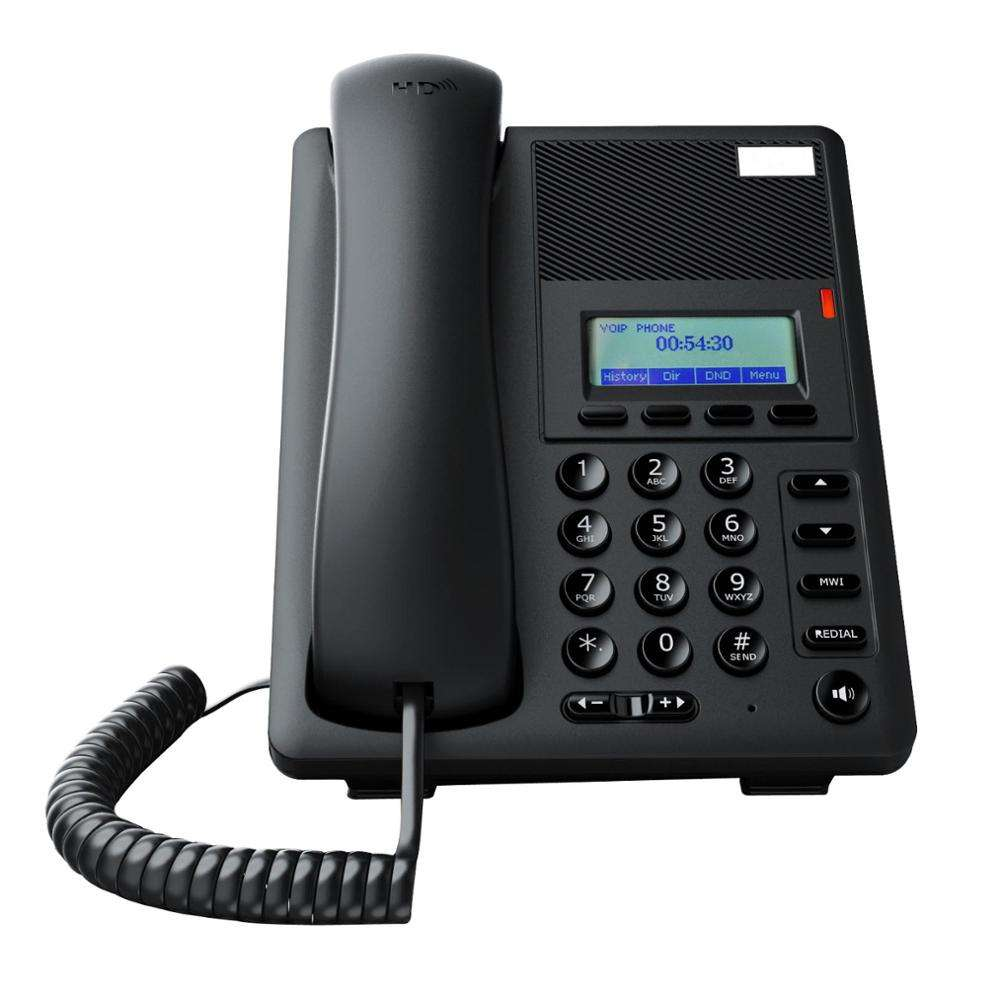Avaya/Asterisk検証済みVoIP<span class=keywords><strong>電話</strong></span>A21POE 2 SIP回線エントリーレベルのビジネスIP<span class=keywords><strong>電話</strong></span>デュアルコアCPU、HD音声、バックライト