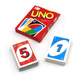 Custom printing poker size paper Uno cards game