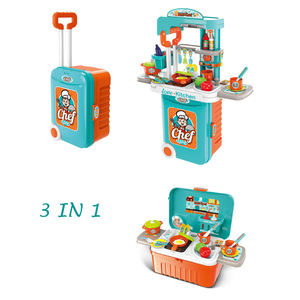 New Design Hot Children Pretend Play Girls interesting toy Kitchen toys Set For Kids