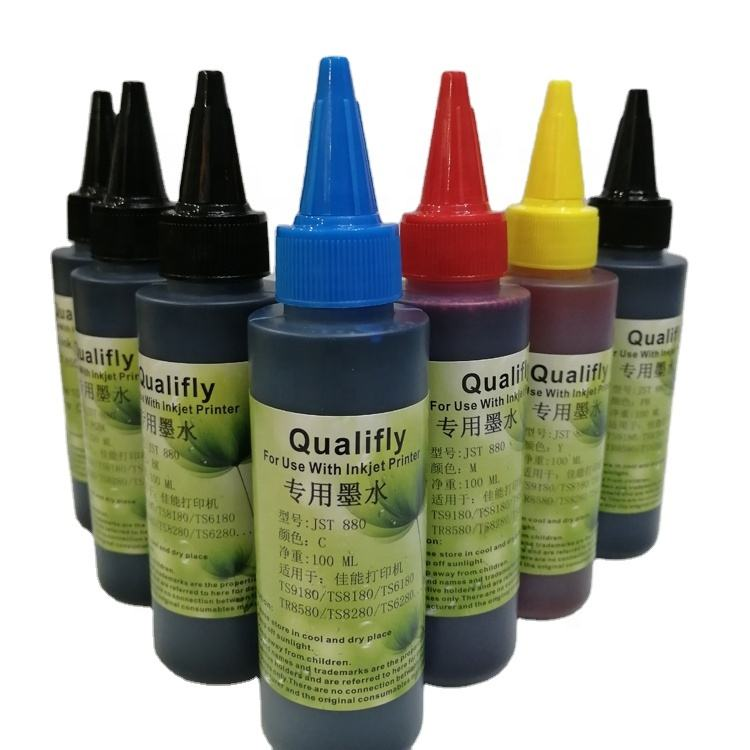 PGI280 CLI281 high quality ink manufacture inkjet ink refill ink for canon TS8220/TS9521C/TS9520/TS702/TS8320/TS6320