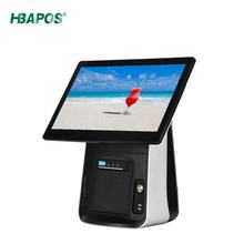 15.6'' Touch Capacitive Screen Cash Register with 58/80mm Thermal Line Printer Pos System